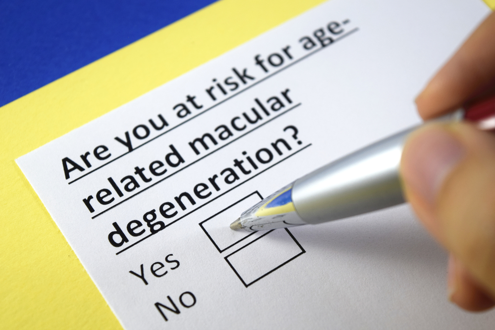 Macular Degeneration - Face the Facts