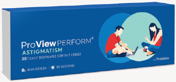 ProView Perform Astigmatism - 3 Month Supply