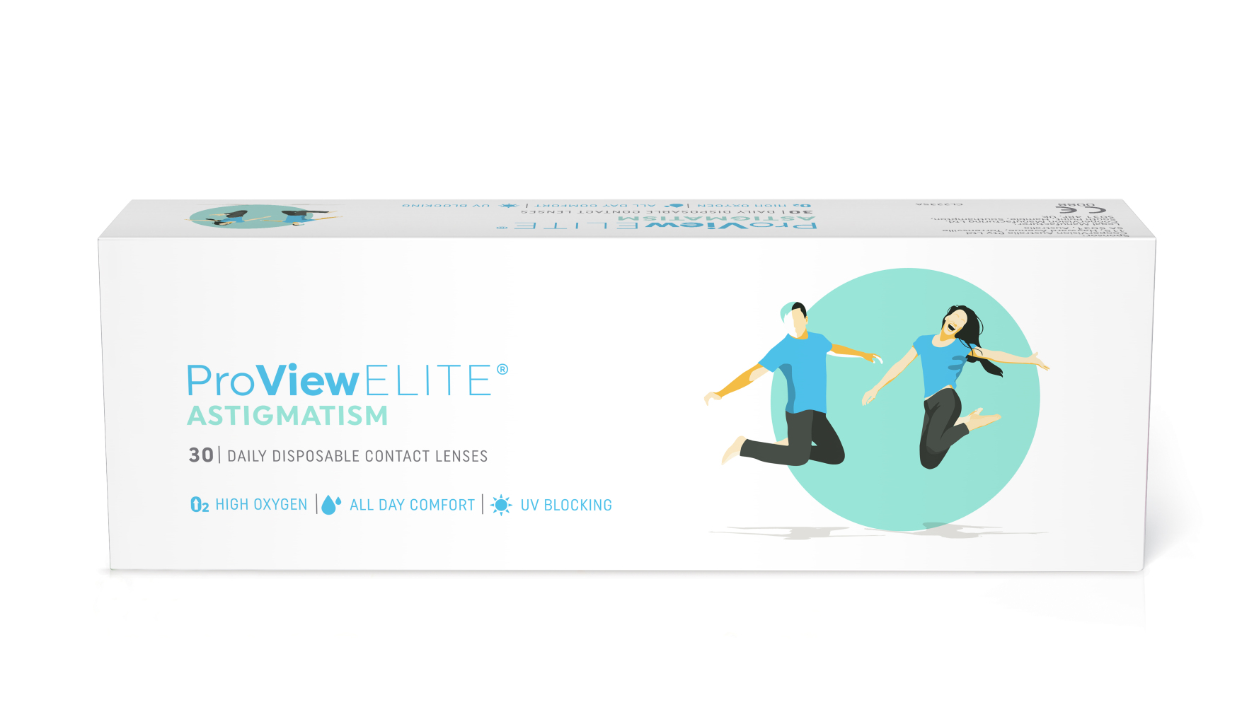 ProView Elite Astigmatism - 12 Month Supply
